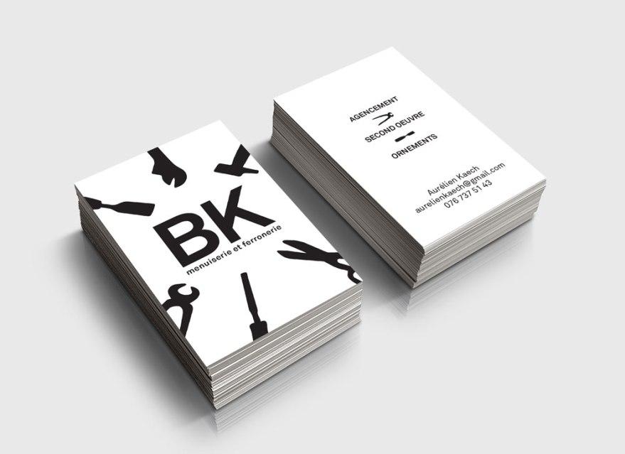 BK-carte de visite